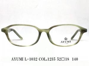 AYUMI-L-1032-COL.1235-52□18 140